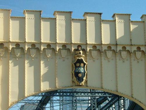 The Smithfield Street Bridge