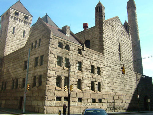 The Courthouse and Jail