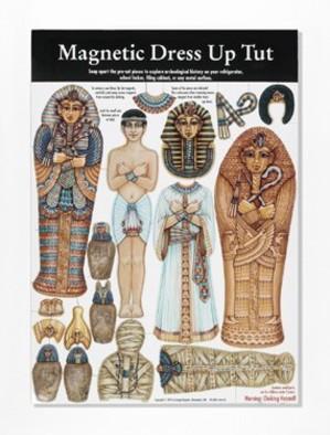 Kingtut_dressup_magnets